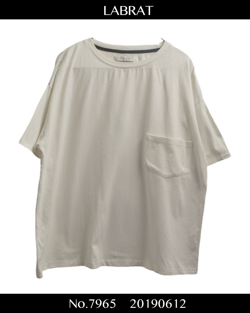 LABRAT / Oversize Pocket Shirt / 7965 - 0612 36.5