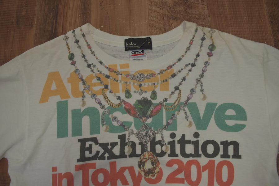kolor / Jewelry Collage Print Shirt / 7968 - 0612 33.816