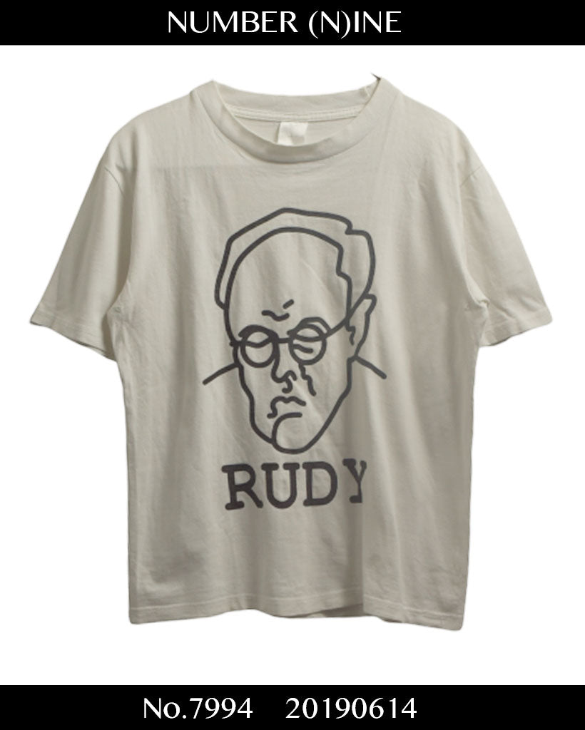NUMBERNINE / RUDY Politici Shirt / 7994 - 0614 45.3