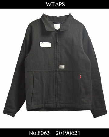 WTAPS / Embroidery Work Blouson / 8063 - 0621 86