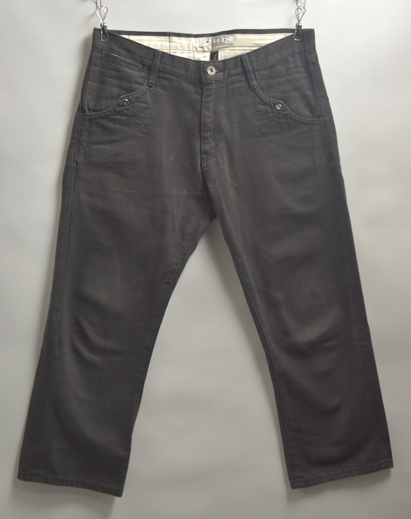 Sasquatch fabrix. / Western Denim Pants / 8067 - 0621 48.6