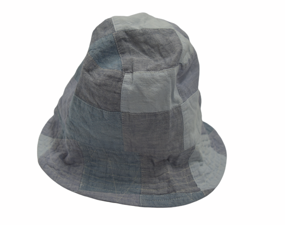 Engineered Garments / Patchwork Bucket Hat / 8072 - 0621 53