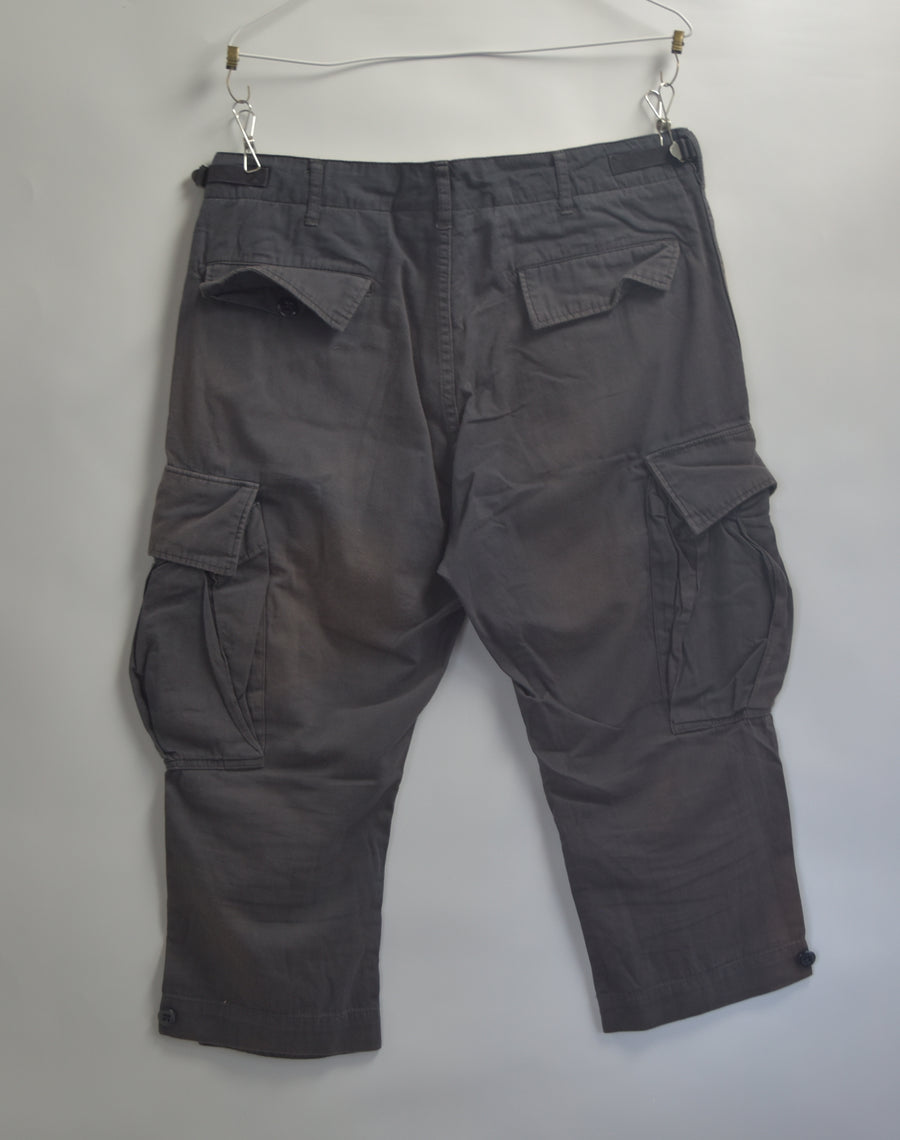 Engineered Garments / Cropped Cargo Pants / 8091 - 0624 42