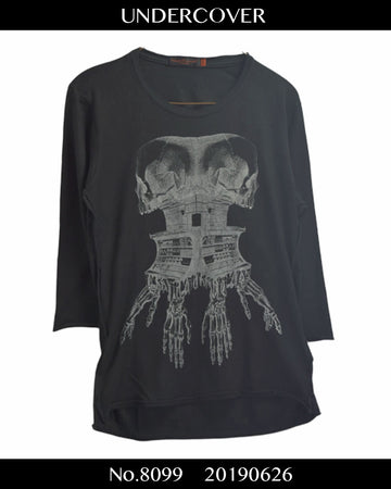 UNDERCOVER / Skull Collage Shirt / 8099 - 0626 58.5