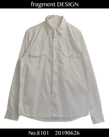fragment DESIGN / Levi's FENOM Western Dress Shirt / 8101 - 0626 53