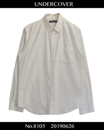 UNDERCOVER / White Dress Shirt / 8105 - 0626 47.489
