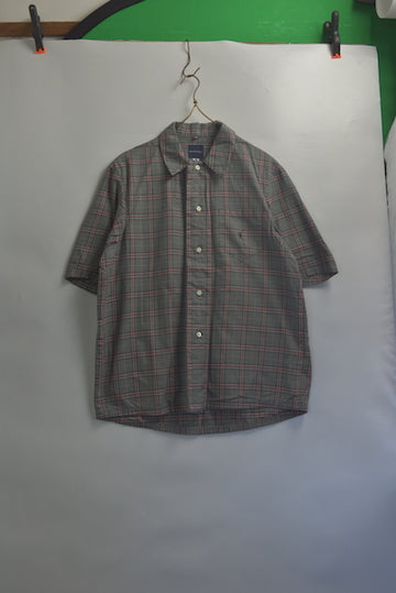 NUMBERNINE / 90s London Check Shirt / 8166 - 0703 58.5