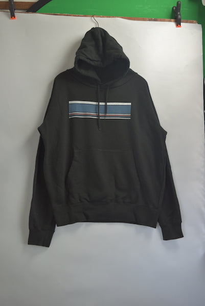 Kokushi Buntsuu Show / Convinience Store Color Line Hooded Shirt / 8177 - 0703 80.5