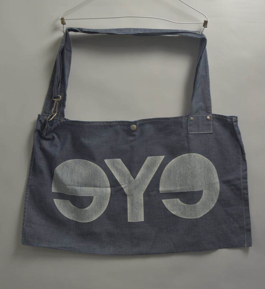 eYe JUNYA WATANABE MAN COMME des GARCONS / eYe Logo Aepron Shoulder Bag / 8223 - 0705 80.5