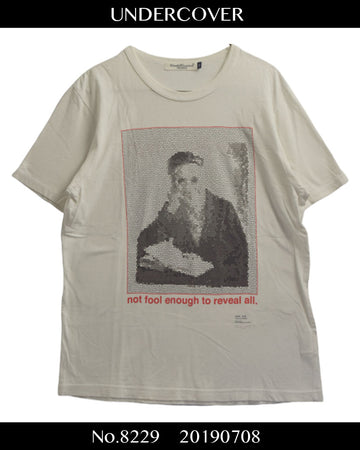 UNDERCOVER / Famous Writer Shirt / 8229 - 0708 65.1