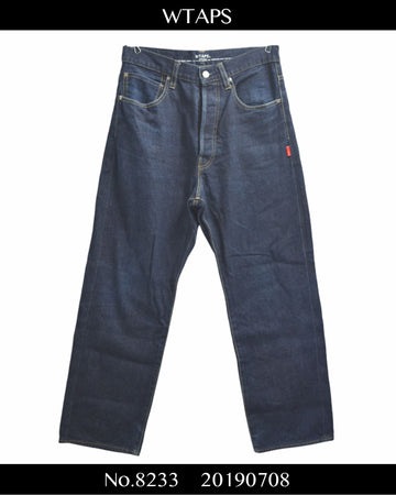 WTAPS / Raw Denim Pants / 8233 - 0708 61.8