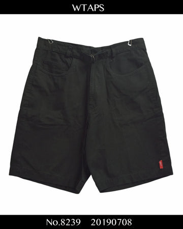 WTAPS / Adjust Military Short Pants / 8239 - 0708 58.5