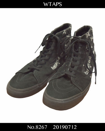 WTAPS / × Vans Cross Bone Hi-cut Sneaker / 8267 - 0712 102.5