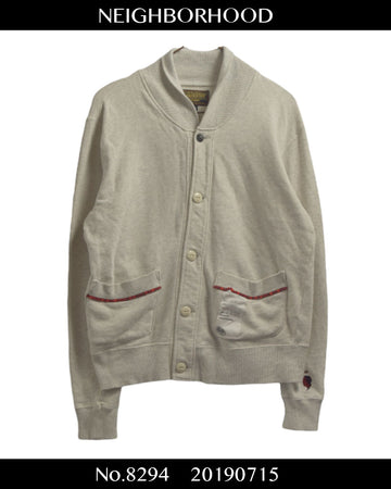 NEIGHBORHOOD / Native Sweat Cardigan / 8294 - 0715 58.5