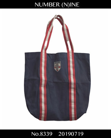 NUMBERNINE / Tote Bag / 8339 - 0719 86