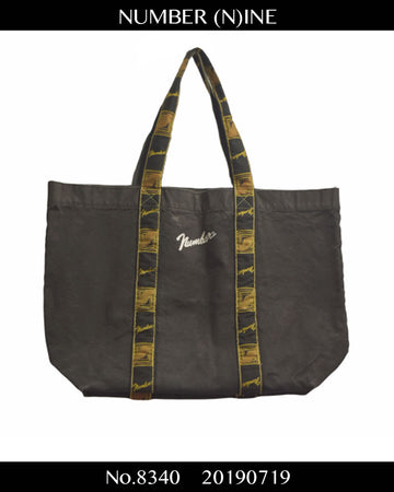 NUMBERNINE / Tote Bag / 8340 - 0719 108