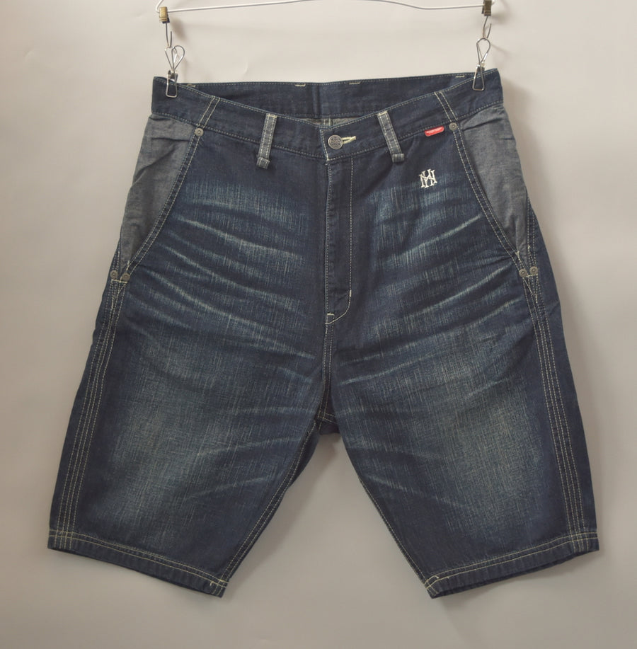 NEIGHBORHOOD / Denim Short Pants / 8382 - 0722 50.8