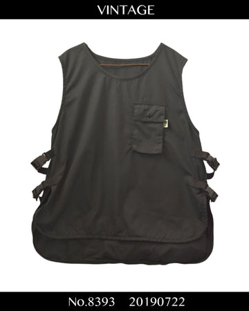 SSZ × BEAMS / Back Pack Military Vest / 8393 - 0722 267.852