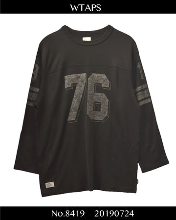 WTAPS / Football Shirt / 8419 - 0724 91.5