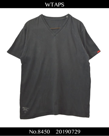 WTAPS / V-Neck Shirt / 8450 - 0729 42