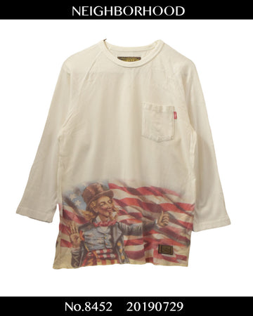 NEIGHBORHOOD / Print Shirt / 8452 - 0729 53