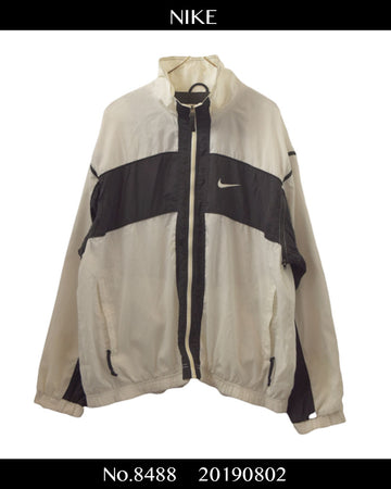 NIKE / Nylon Jersey Jacket / 8488 - 0802 53 JP ARCHIVES