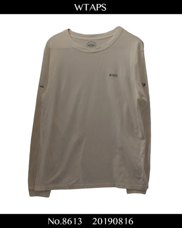 WTAPS / Long Sleeve Shirt / 8613 - 0816 58.5