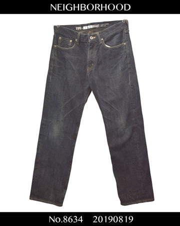 NEIGHBORHOOD / Denim Pants / 8634 - 0819 69.5