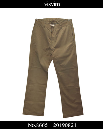 visvim / Cotton Pants / 8665 - 0821 64