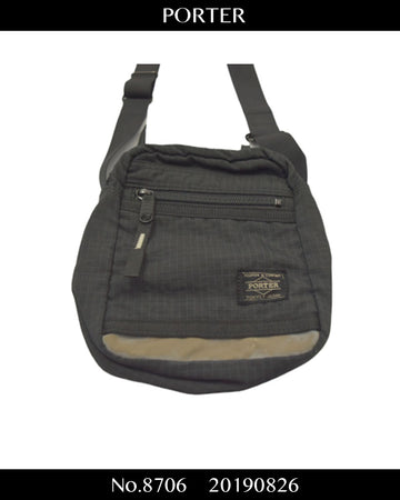 PORTER / Sporty Shoulder Bag / 8706 - 0826 45.3