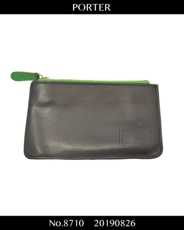 PORTER / Leather Coin Case / 8710 - 0826 32.1