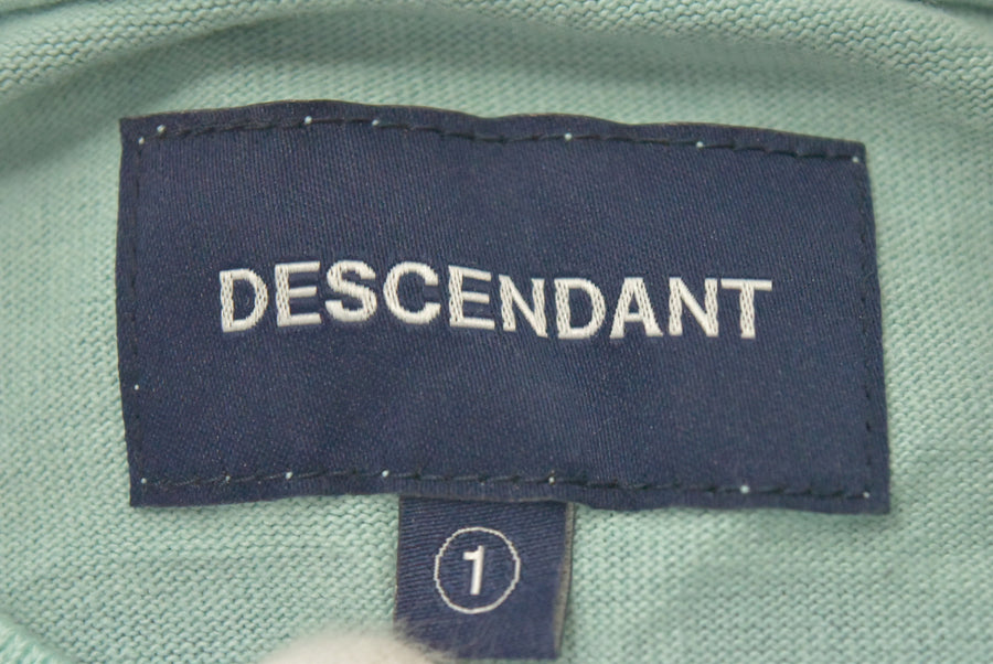 DESCENDANT / Lib Logo Shirt / 8717 - 0828 64