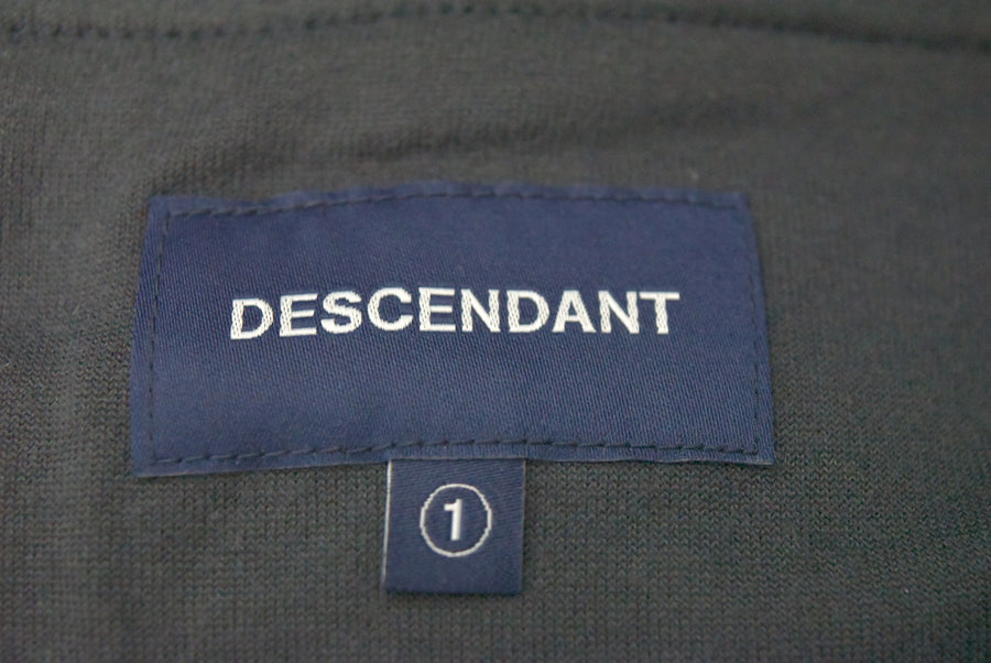 DESCENDANT / Velour Short Pants / 8735 - 0828 58.5
