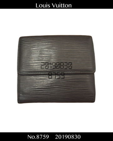 Louis Vuitton / EPI Wallet / 8759 - 0830 53