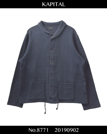 Engineered Garments / Overfit Dres Shirt / 8771 - 0902 69.5