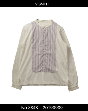 visvim / Dress Shirt Cutsew / 8848 - 0909 69.5