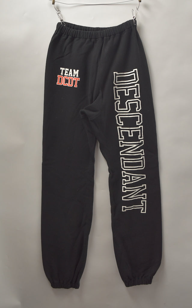 DESCENDANT / Logo Sweat Pants / 8854 - 0910 80.5