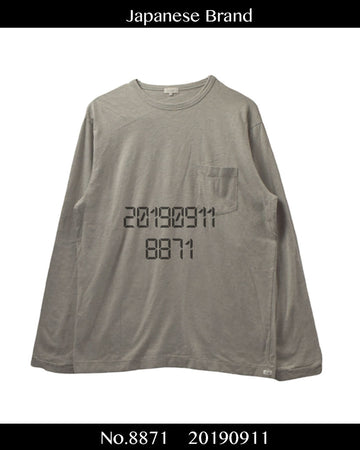 japanese Brand /Shirt / 8871 - 0911 31 / JP ARCHIVES