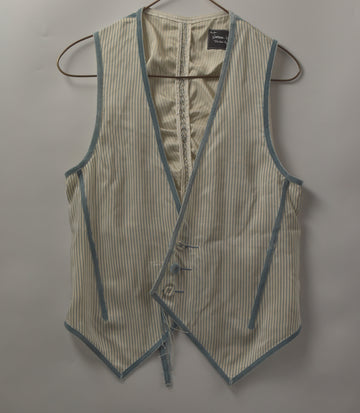 NUMBERNINE / Strype Formal Vest / 8907 - 0913 61.8