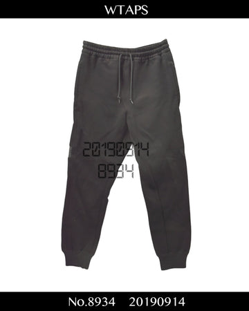 WTAPS / Sweat Pants / 8934 - 0914 64
