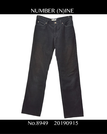 NUMBERNINE/Pants / 8949 - 0915 53 / JP ARCHIVES