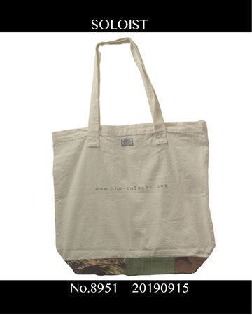 SOLOIST /Tote Bag / 8951 - 0915 64 / JP ARCHIVES
