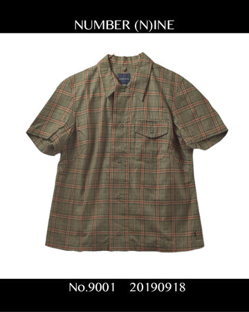 NUMBERNINE /Shirt / 9001 - 0918 35.004 / JP ARCHIVES