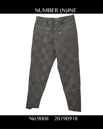 NUMBERNINE /Pants/ 9008 - 0918 177.564 / JP ARCHIVES