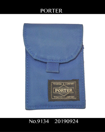 PORTER / Nylon Card Case / 9134 - 0924 35.268 / JP ARCHIVES