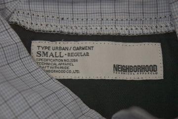 NEIGHBORHOOD Switch Vest Layred Shirt 9167 - 0926 49.26