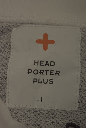 HEAD PORTER PLUS / Sporty Zip Up Jacket /9173 - 0926 33.64
