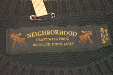 NEIGHBORHOOD /Totem Knit Sweater / 9174 - 0926 94.404