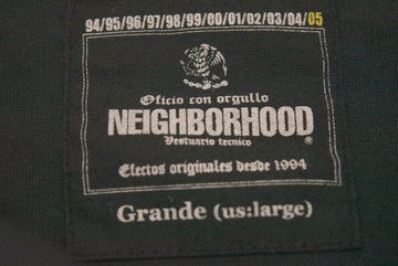 NEIGHBORHOOD / Mexican Graphic Jacket / 9175 - 0926 106.284
