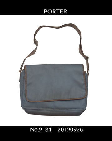 PORTER / Nylon Shoulder Bag / 9184 - 0926 43.32